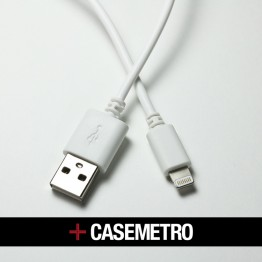 CaseMetro Strike Lightning – Apple Certified MFI Cable