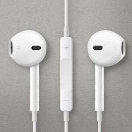 Earpods with remote and mic by iSmashD