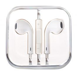 EarBuds with Remote and Mic by iSmashD