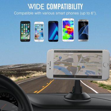 Magnetic Universal Dashboard Phone Mount