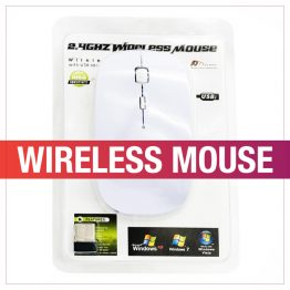 Wireless Mouse USB