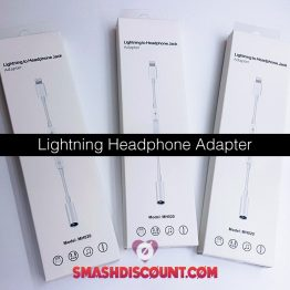 Lightning Headphone Adapter