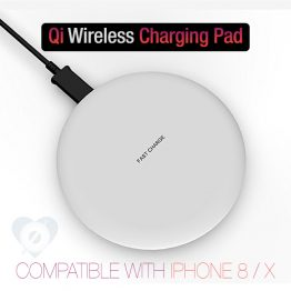 Qi Wireless charge pad