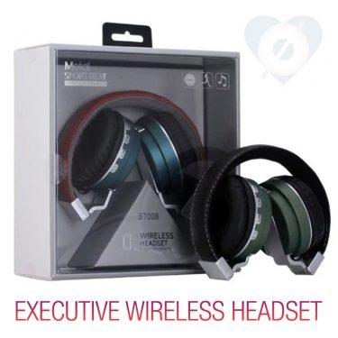 Executive Wireless Headphones