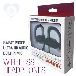 wireless sport headphones