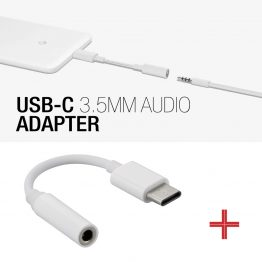 USB-C audio Adapter