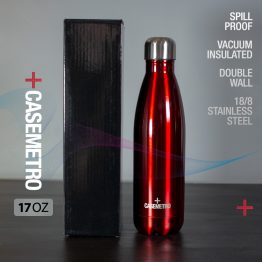CaseMetro Cola Shape Hot & Cold Bottle