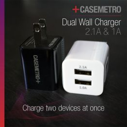 Dual Wall Charger